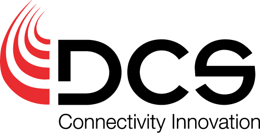 DCS Logo - Connectivity Innovation centered
